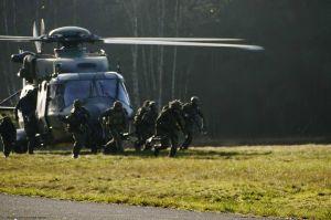 Fallschirmjäger: Reservisten mit Leben danach