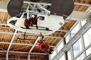 Rettungsflieger: Training mit Winde steigt mit Einsätzen