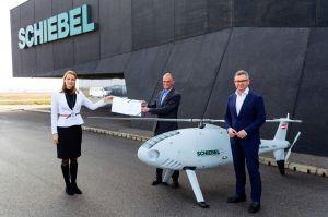 Austro Control: erstes Zertifikat LUC für Drohne