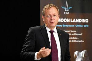 Jan Wörner verlässt überraschend ESA als Chef