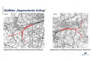 Segmented Approach am Fraport auch bei Tage
