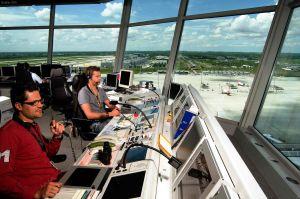 Neues Radar bei Flugsicherung in Frankfurt