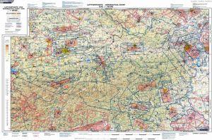 Austro Control gibt Digitale ICAO Luftfahrtkarte aus