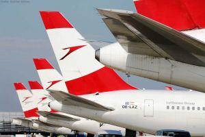 Austrian Airlines nimmt Zaporizhzhia in Flugplan