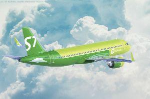 Hannover – Moskau ab Mai von S7 geflogen