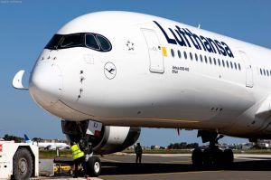 Airbus A350 der Lufthansa wird Forschungsflugzeug