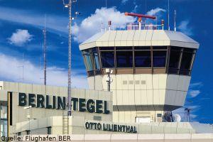 Tegel jetzt kein Verkehrsflughafen mehr