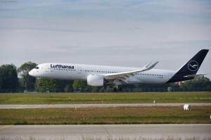 Jumbo fliegt auf Mallorca: Lufthansa B747 und A350