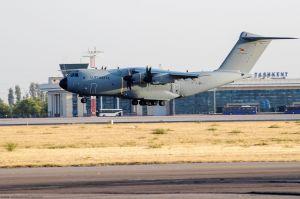 Evakuierungsflüge der A400M aus Afghanistan