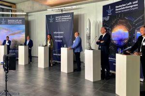 Luft- und Raumfahrt in Deutschland: Ideen auf dem DLRK