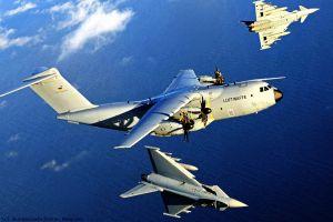 Luftwaffe: Nationale Übung Baltic Hunter accomplished