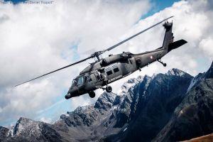Jägerbataillon 25: Training mit Hubschraubern