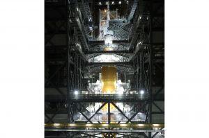 NASA hat erste Mondrakete SLS fertig