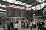 Leipzig/Halle und Dresden: Passagierentwicklung divers