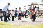 Lufthanseaten fördern Schule in Township bei Kapstadt