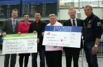Spendengelder an Dortmunder Verein Kinderlachen übergeben