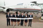 Aegean Airlines feierte Erstflug Hannover – Thessaloniki
