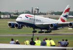 British Airways bekommt ihren ersten Airbus A380