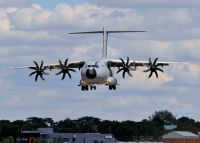 A400M erreicht Meilenstein der Initial Operating Clearance (IOC)