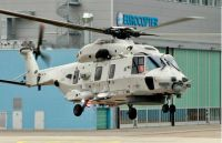 Erste NH90-Marineversion an Belgien übergeben