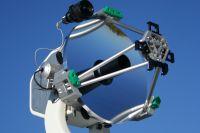 Gigabit-Datenübertragung mit mobilem Laser-Terminal