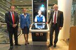 """""""InfoGates"""" am Airport München als innovatives System zur Passagierinfo und Wegeführung"""
