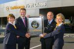 5-Sterne-Auszeichnung für Lufthansas First Class Service