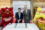 Hainan Airlines und BER feiern fünf Jahre Berlin-Peking