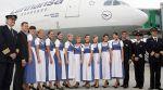 Lufthansa flegt im Oktoberfest-Look nach New York, Tokio und Chicago
