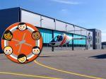 Kindergeburtstag feiern mit dem Hubschrauber - Flüge schon ab 15 Euro