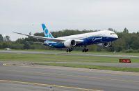 787-9 Dreamliner mit erfolgreichem Erstflug