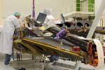 Schwarm-Satelliten auf dem Weg zum russischen Startplatz