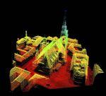 Laserscanning und Luftbilder in einem Flugzeug kombiniert