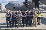 Airbus A400M Entwicklungsflotte leistet 2.000. Flug