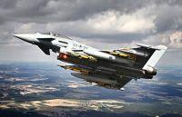 Eurofighter Typhoon bekommt Upgrade zum Waffeneinsatz