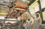 Radar-Komponenten für Sentinel A1 fertiggestellt