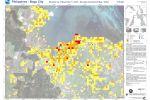 Satelliten-Karten des DLR helfen THW auf den Philippinen