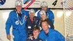 Auf der ILA 2012: Der im A300-ZERO G des DLR