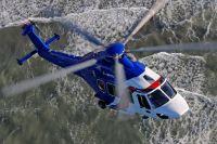 Eurocopters EC175 stellt neue Weltrekorde im Steigflug auf