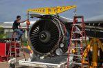 Jumbo-Flugzeugteile bekommen Zweites Leben