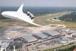 Flugzeuge, Flughafen und Airport-Management für 2030