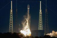 SpaceX startet erstmals Satelliten in geostationären Orbit