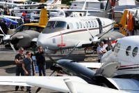 Elektro-Antrieb für Flugzeug und Helikopter der AERO