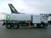 Flugkraftstoffe vom neuen Lieferanten BP am Lübeck Airport