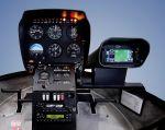 Robinson Helicopter: neue Avionik und Touchsrceen