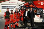 DRF-Luftrettung: Indienststellung des neuen RK-1