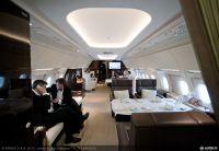 Airbus ACJ318 Enhanced - Innen und außen mit mehr Leistung