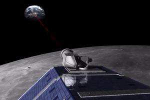 Laserkommunikation mit Mondsonde LADEE unerwartet gut