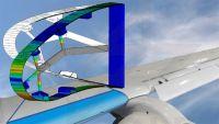 Smart Droop Nose statt Vorflügel fliegt emissionsärmer