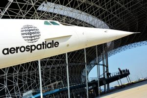 Concorde MSN1 Top-Exponat in Toulouse